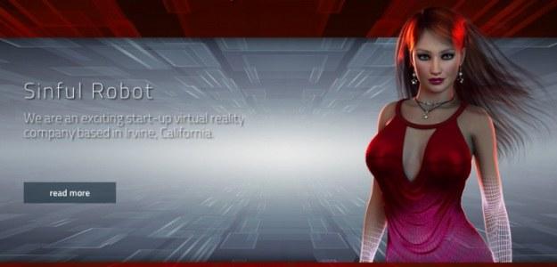 Studio Sinful Robot stworzy grę erotyczną z wykorzystaniem VR /materiały prasowe