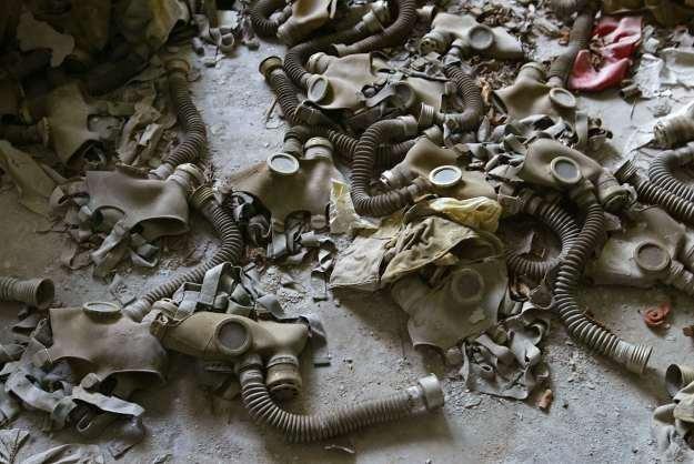 Stuxnet, atakując elektrownie atomowe, może doprowadzić do katastrofy na miarę Czarnobyla /AFP