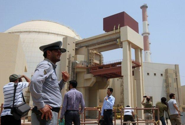 Stuxnet - wirus, który wywołał atomowy chaos w Iranie /AFP