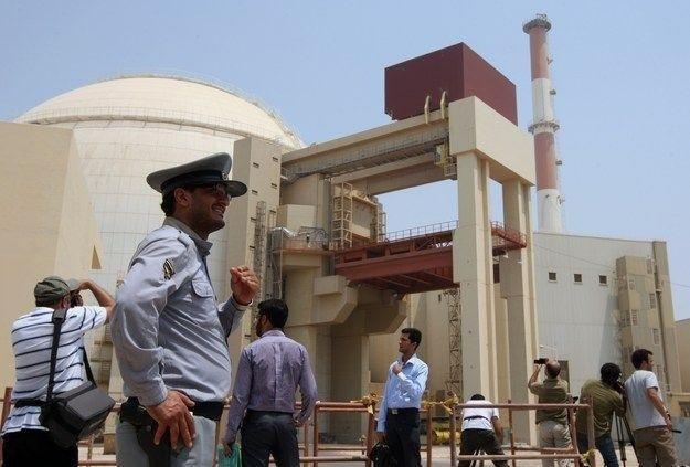 Stuxnet wziął na celownik ośrodek wzbogacania uranu w irańskim Natanz /AFP