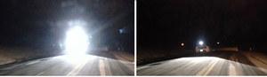 Stworzono światła samochodowe, które nie rażą po oczach