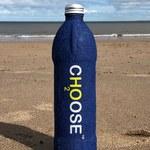 Stworzono w pełni biodegradowalną butelkę na wodę