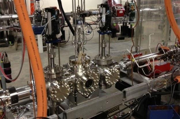 """Stworzony przez naukowców z MIT akcelerator cząstek ma wreszcie """"schwytać"""" ciemną materię /materiały prasowe"""