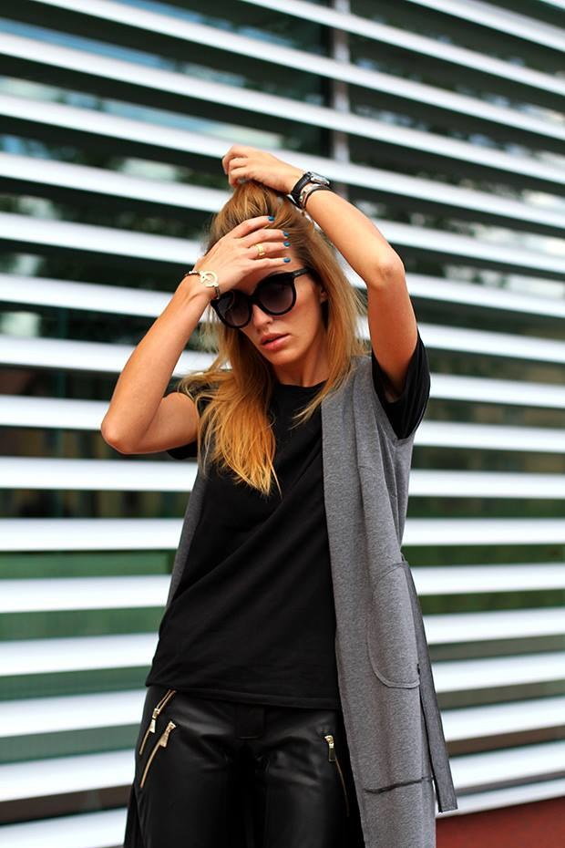 Stylistka Magdalena Knitter / passion4fashion - oficjalny profil Facebook /Styl.pl