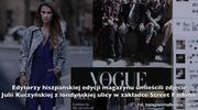 """Stylizacja Maffashion doceniona przez """"Vogue"""""""