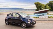 Stylowy Fiat 500: Zgrabny samochód do zadań specjalnych
