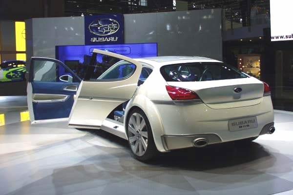 Subaru B11S (kliknij) /INTERIA.PL