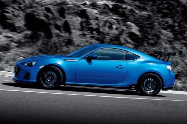 Subaru BRZ sT /