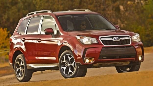 Subaru Forester 2.0XT /Subaru