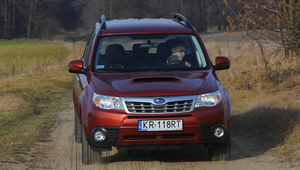 Subaru Forester III - świetny SUV, ale uwaga na diesla!