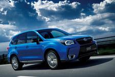 Subaru Forester tS. Prawie jak STI