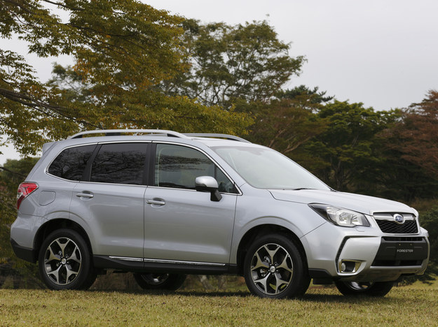 Subaru Forester /Subaru