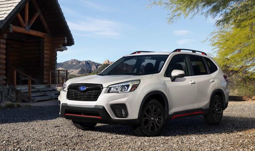 Subaru Forester /