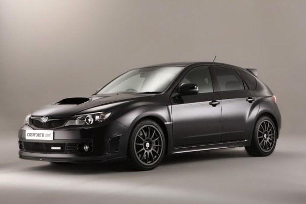 Subaru impreza CS400 /