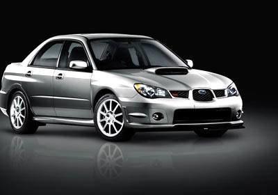 Subaru Impreza / Kliknij /INTERIA.PL