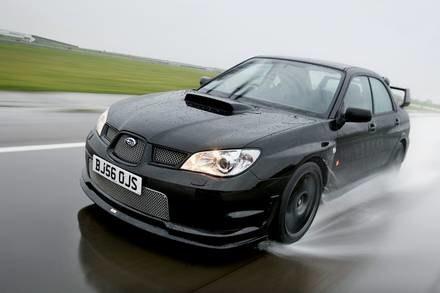 Subaru impreza RB320 / Kliknij /INTERIA.PL