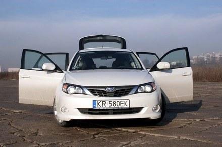 Subaru impreza RS / Kliknij /INTERIA.PL
