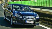 Subaru Legacy 2.0 - test