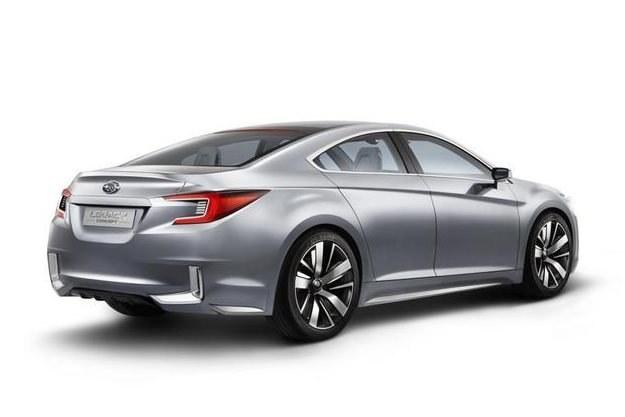 Subaru Legacy Concept /