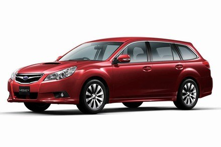 Subaru legacy touring /