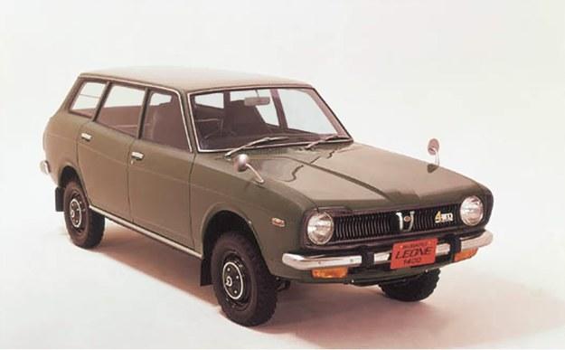 Subaru Leone Estate Van /Subaru