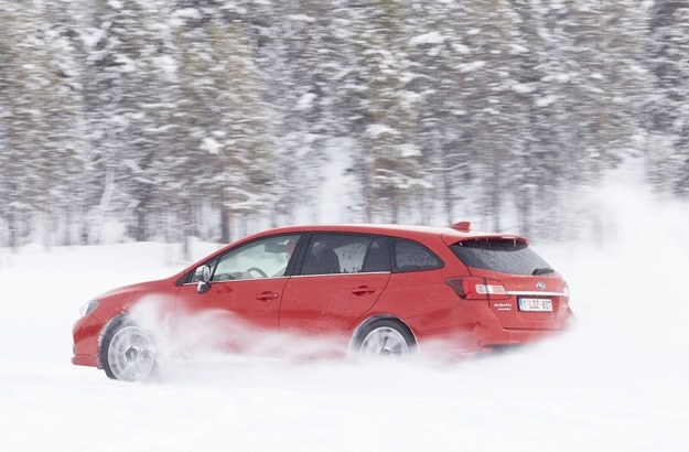 Subaru Levorg 1.6 GT /magazynauto.pl