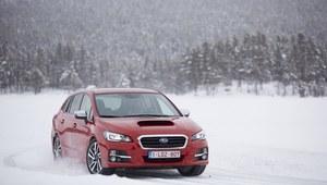Subaru Levorg - jak się czuje w zimowych warunkach?