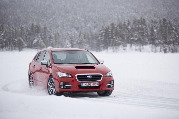 Subaru Levorg /magazynauto.pl