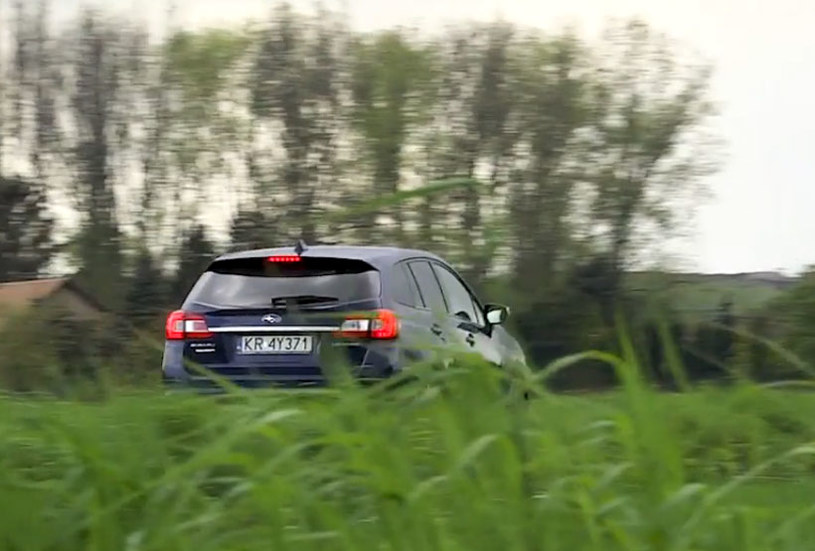 Subaru Levorg /INTERIA.PL