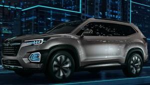 Subaru VIZIV-7 - wizja nowego SUVa według Subaru