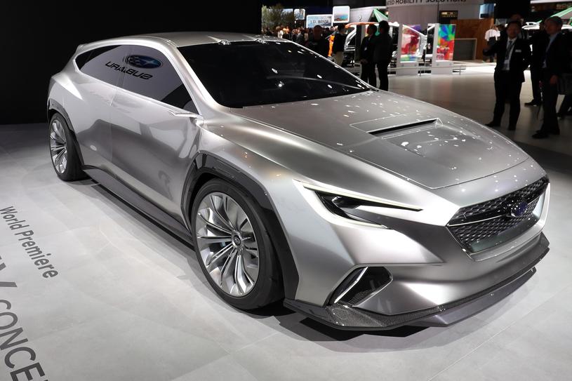 Subaru VIZIV Tourer Concept /