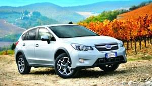 Subaru XV - pierwsza jazda