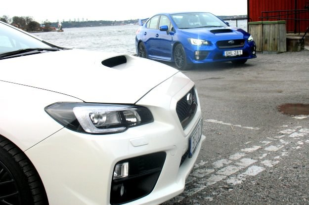 Subru WRC Sti /INTERIA.PL