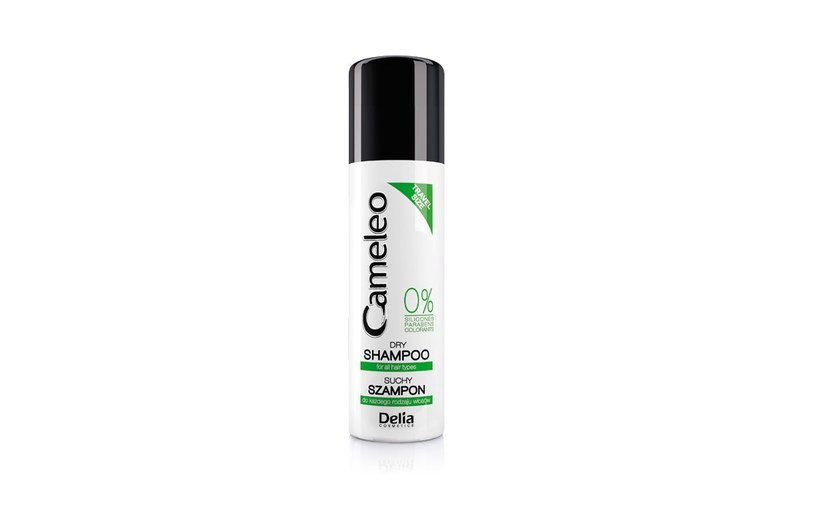 Suchy szampon Cameleo - Delia Cosmetics /materiały prasowe