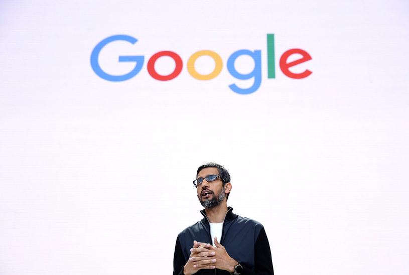 Sudar Pichai, aktualnie pełniący funkcję CEO Google /AFP