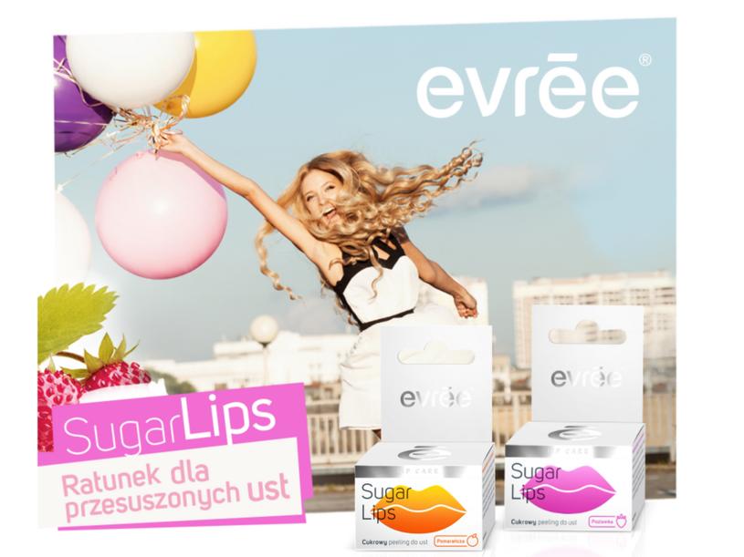 Sugar Lips Evree /materiały prasowe