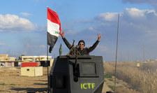 Sukces irackich sił rządowych w walce z IS