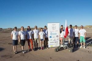 Sukces Polaków na University Rover Challenge