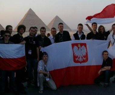 Sukces Polaków pod piramidami