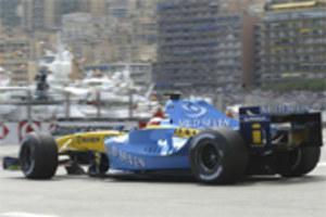 Sukces Renaulta w Monaco