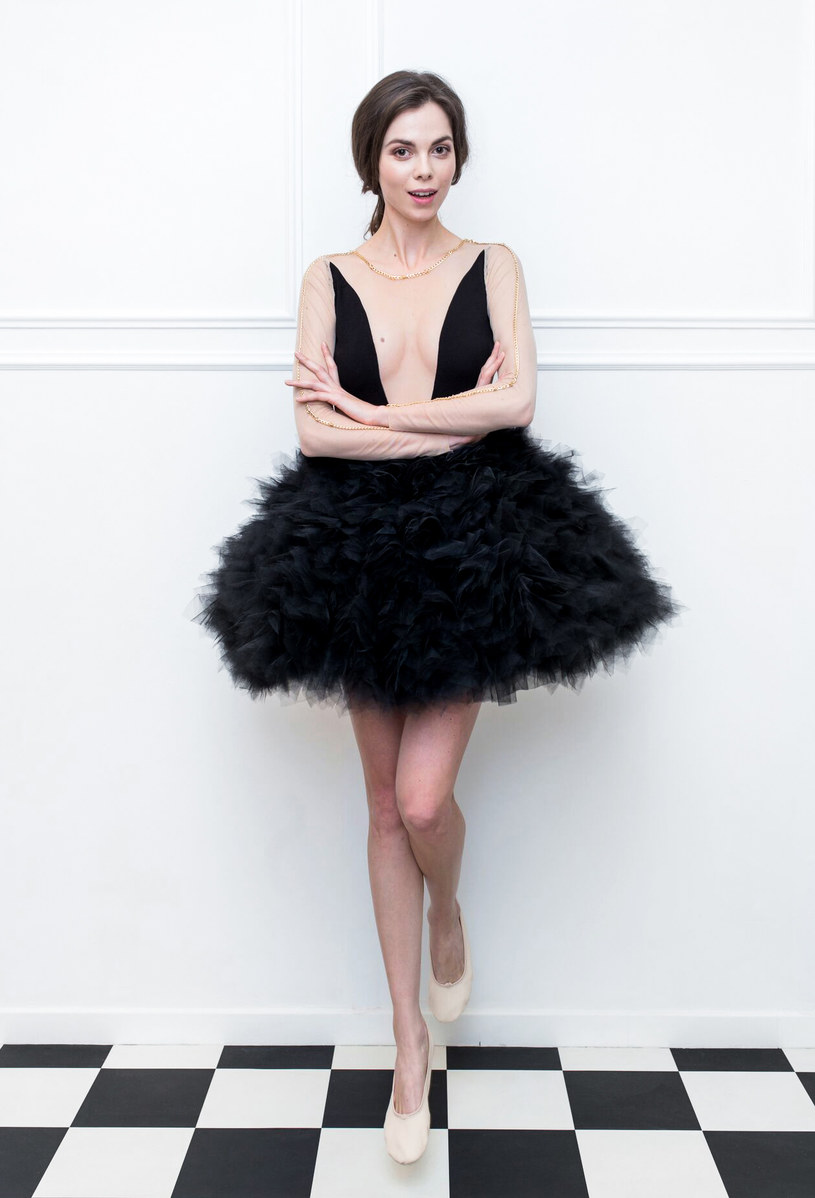 Sukienka Black Mary z nowej kolekcji Pleasure /materiały prasowe