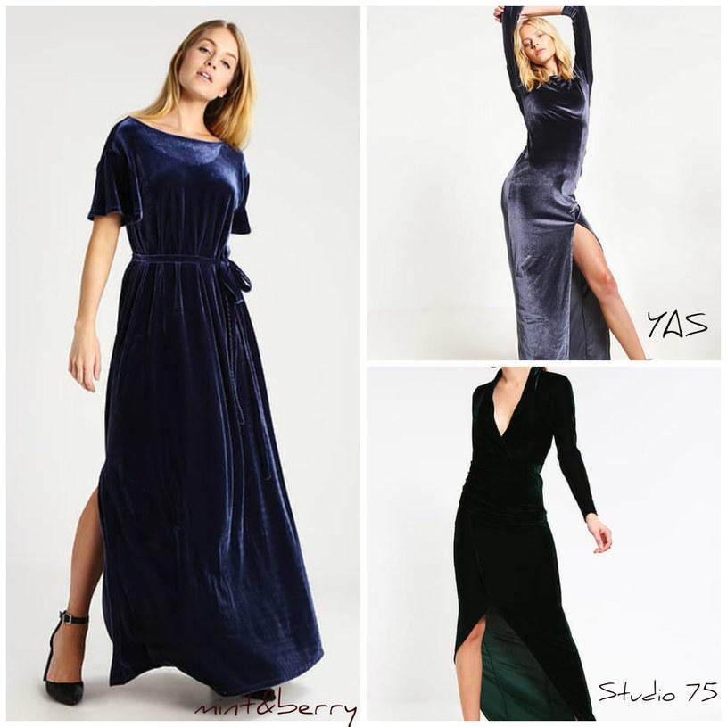 Sukienki do nabycia na stronie Zalando /Printscreen Zalando /INTERIA/materiały prasowe