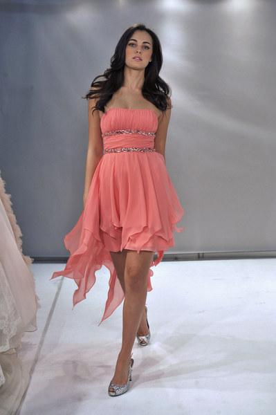 Sukienka w wersji krótkiej