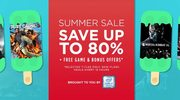 Summer Sale od Green Man Gaming!
