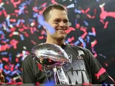 Super Bowl. Zginęła koszulka MVP finału Toma Brady'ego
