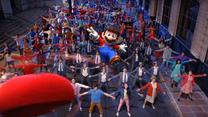 Super Mario Odyssey: Włoski hydraulik na parkiecie