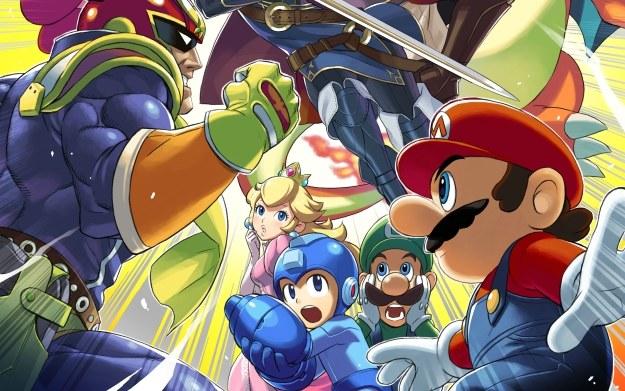 Super Smash Bros /materiały prasowe