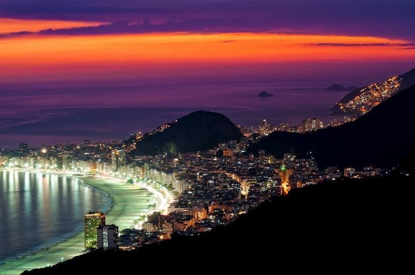 Superbakterie znaleziono między innymi na jednej z najsłynniejszych plaż na świecie - Copacabanie /123RF/PICSEL