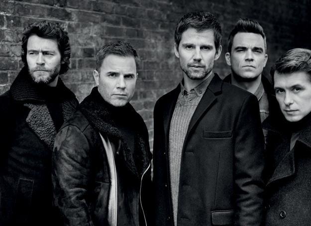 Superbohaterowie z Take That /Universal Music Polska