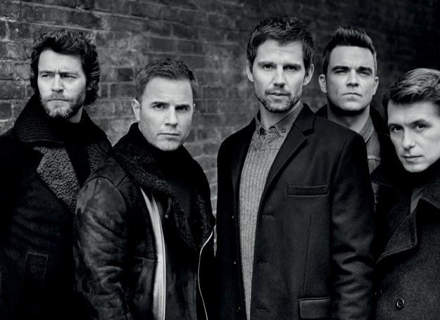 Superbohaterowie z Take That /Universal Music Polska